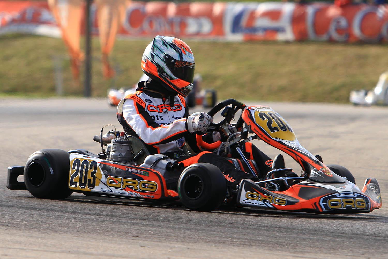 Photo of Kart – Gabriel Bortoleto faz, na Itália, sua estreia na categoria OK