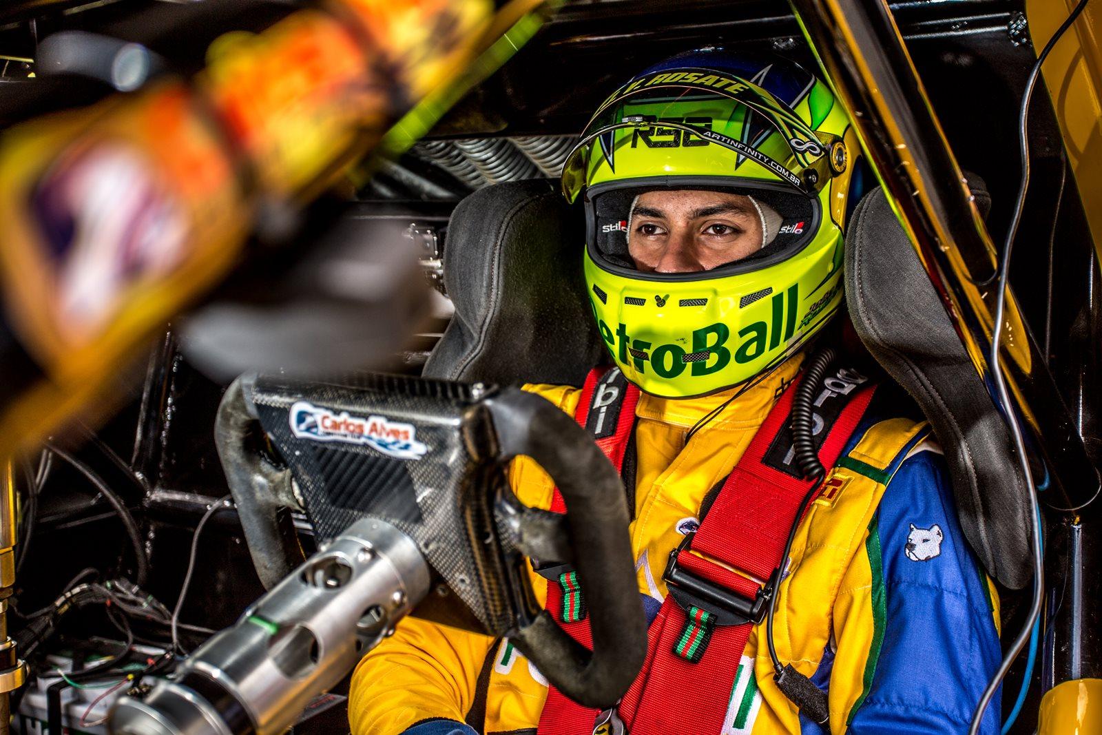 Photo of Stock Light – Após etapa de Londrina, João Rosate mantém vice liderança na Rookie