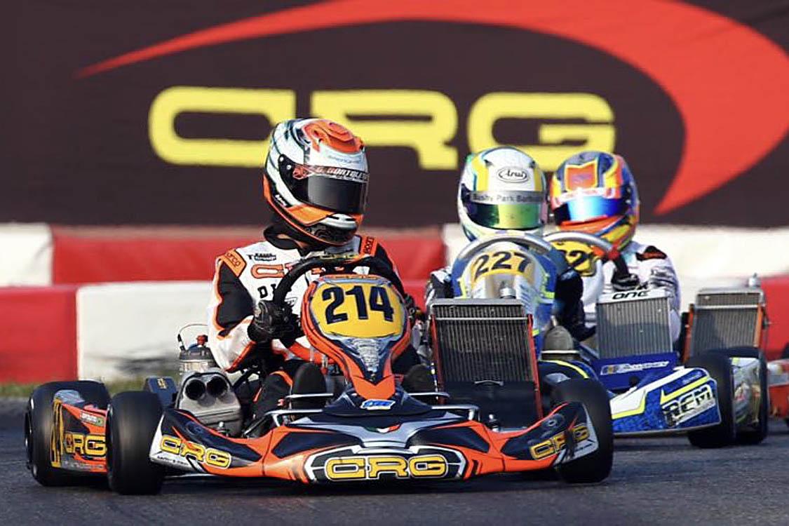 Photo of Kart – Gabriel Bortoleto emplaca Top5 em sua estreia na OK