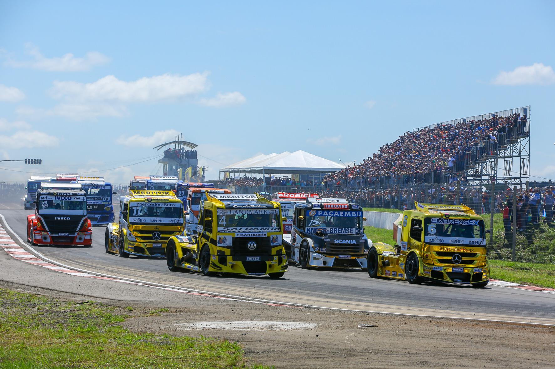 Photo of Truck – Pela primeira vez, Curvelo recebe Copa Truck em clima de decisão
