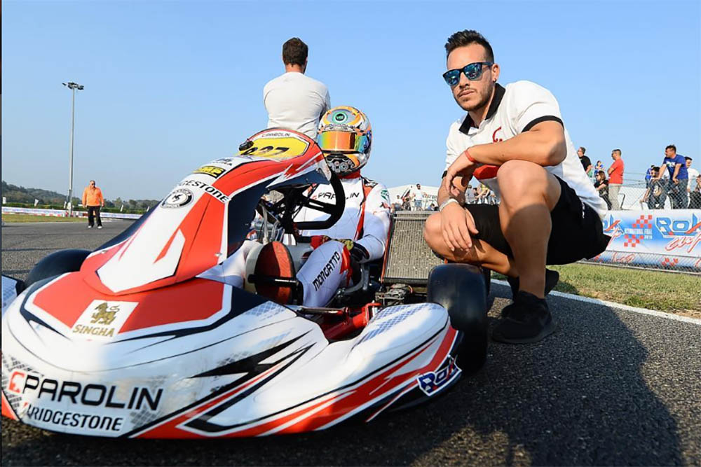 Photo of Kart – Matheus Morgatto estreou com sucesso na categoria OK