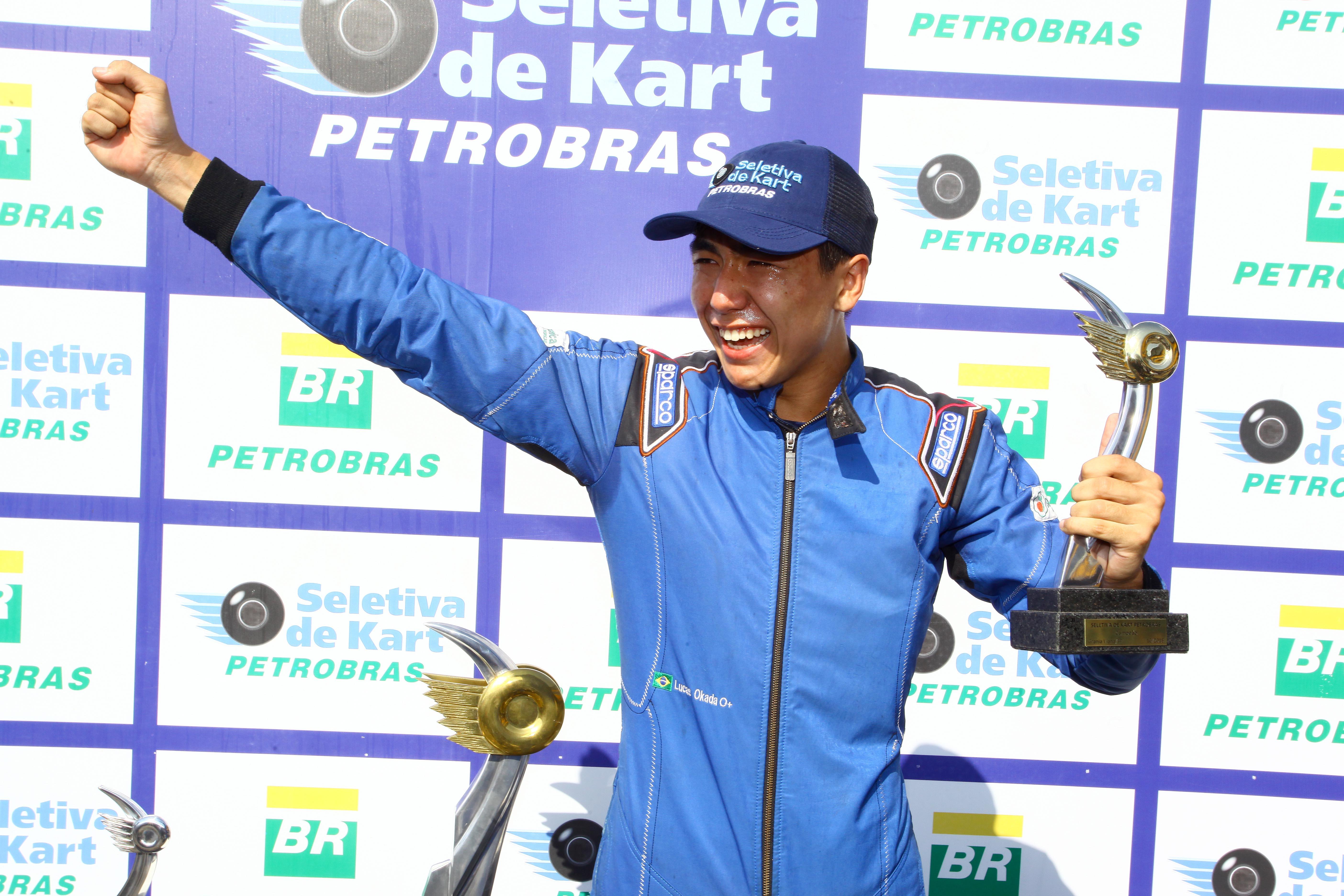 Photo of Kart – Lucas Okada é o campeão da 20ª edição da Seletiva de Kart Petrobras