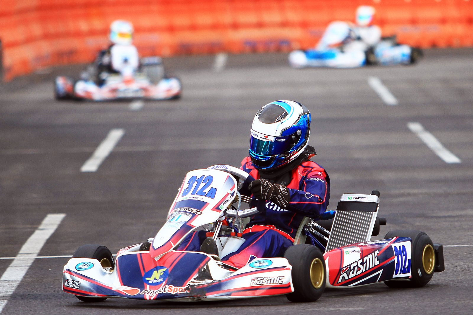 Photo of Kart – NF Sports terá 15 pilotos no XXII SKUSA Supernationals