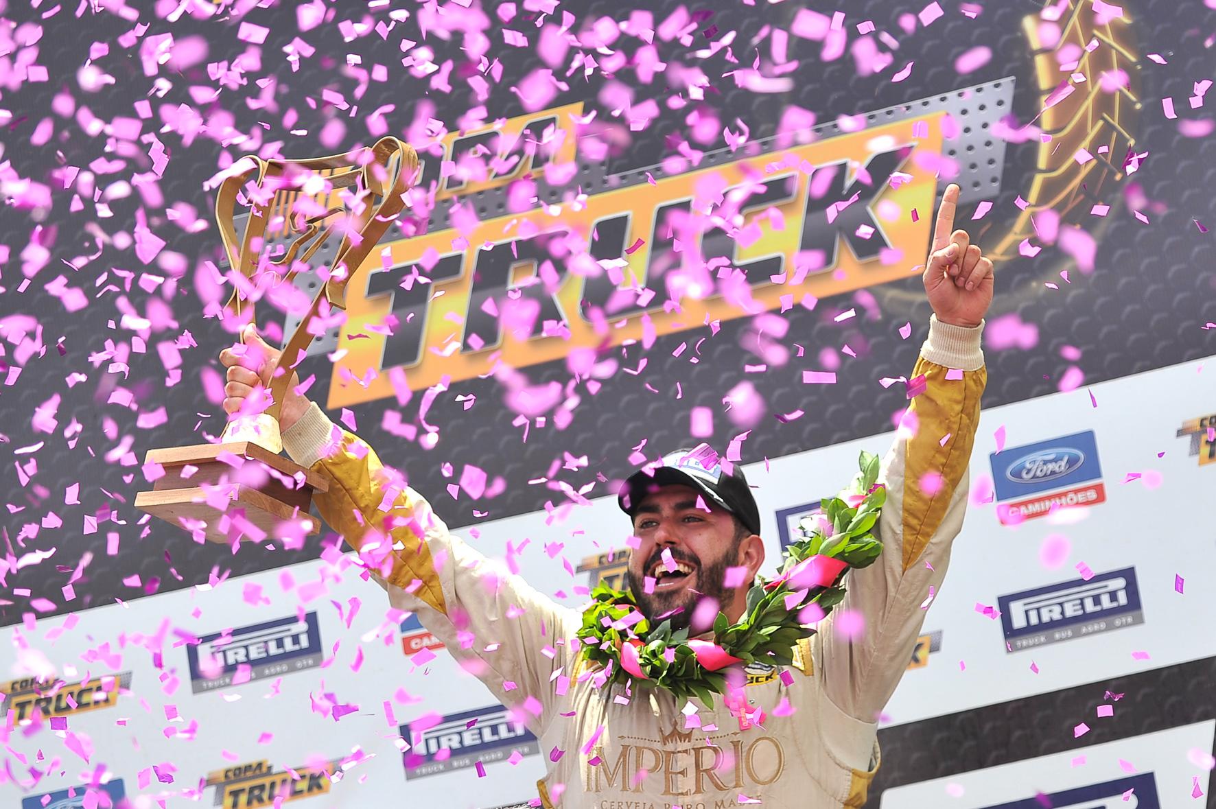 Photo of Truck – André Marques é campeão da Copa Sudeste em Curvelo