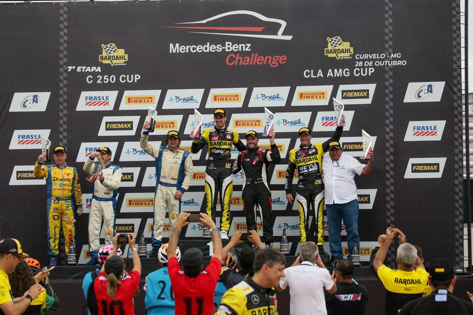 Photo of MB Challenge – Moraes Jr. vence a 4ª seguida na C250. Amorim Jr. também é o vencedor na CLA Master