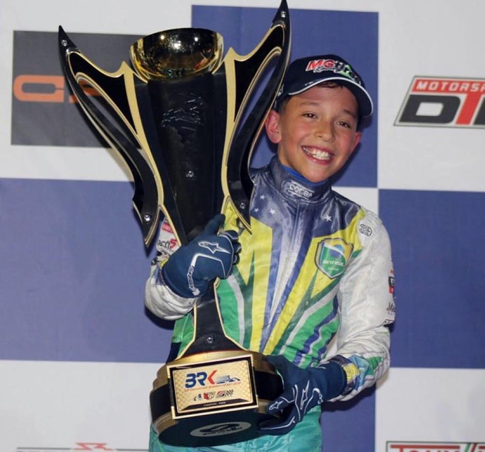 Photo of Kart – Vinícius Tessaro é finalista do Capacete de Ouro pelo segundo ano consecutivo
