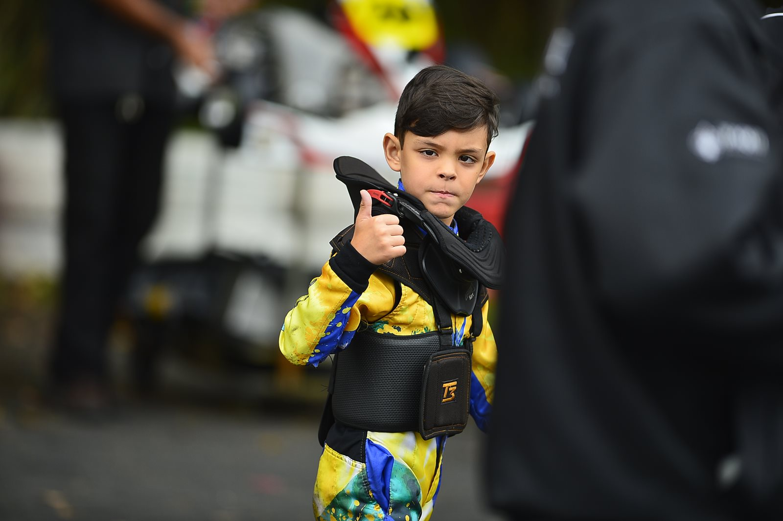 Photo of Kart – Com 7 anos, Augustus Toniolo é vice-campeão da oitava etapa do Paulista Light de Kart