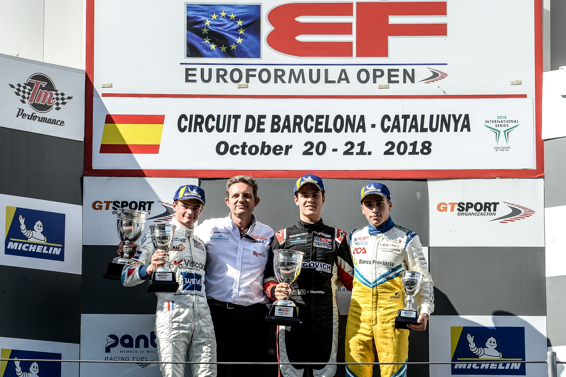 Photo of F3 – Felipe Drugovich encerra temporada com recorde absoluto de vitórias do Euroformula F3 Open