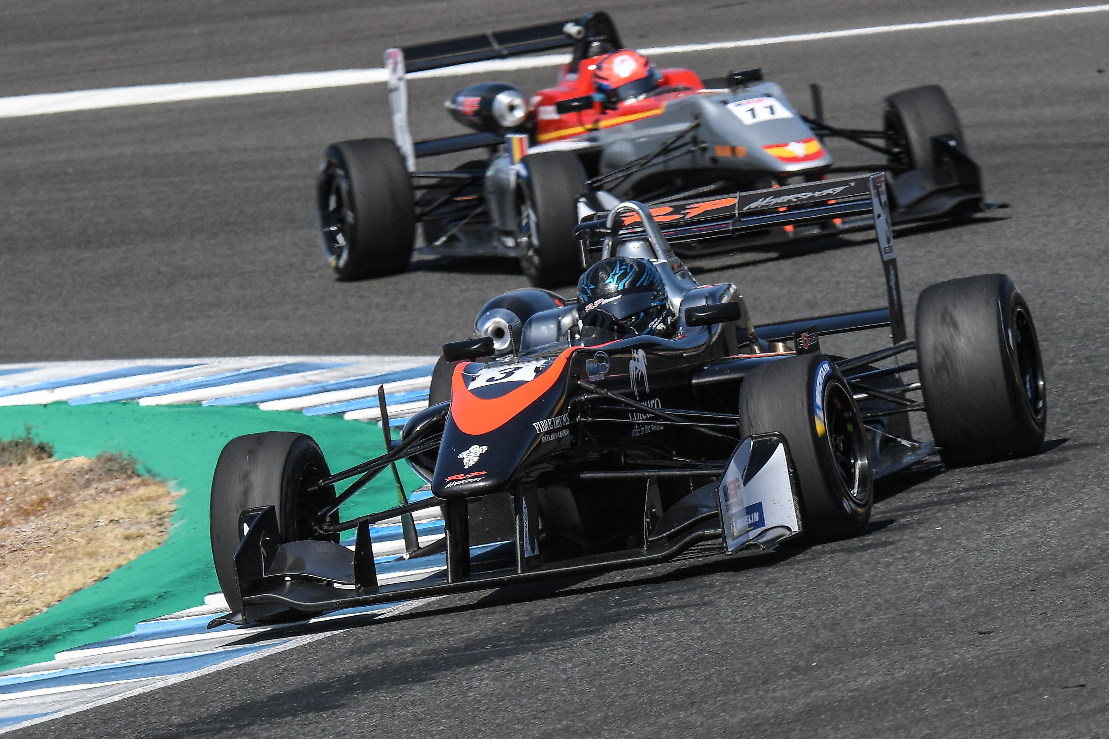 Photo of Euroformula – Christian Hahn conquista mais um Top10 em estreia pela RP Motorsport em Jerez
