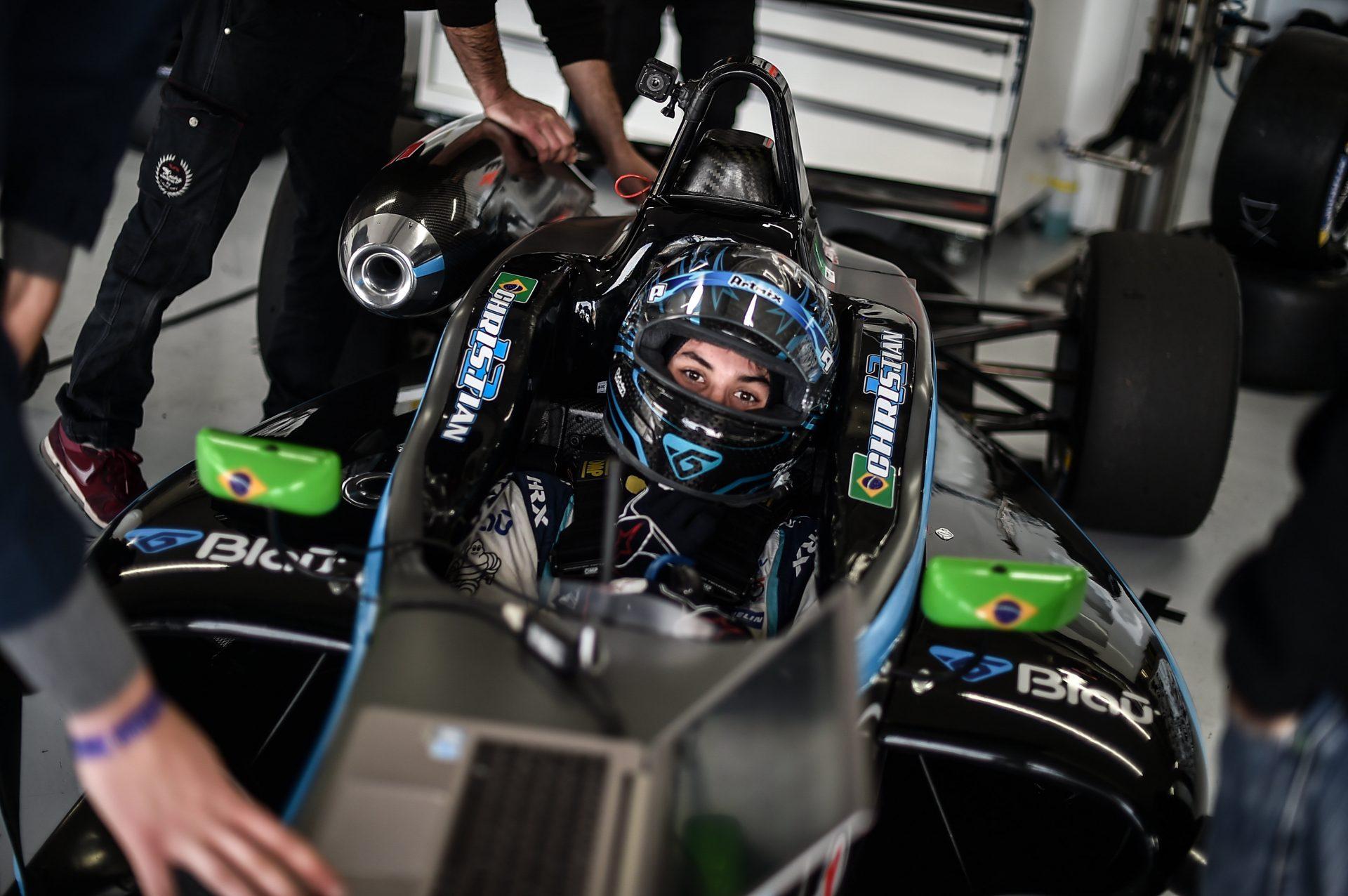 Photo of F3 – Na Euroformula Open Christian Hahn estreia pela RP Motorsport em Jerez de la Frontera