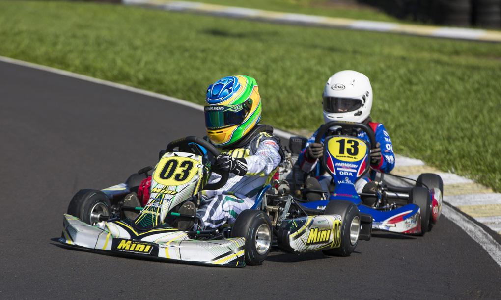 Photo of Kart – Firás Fahs tem rápida adaptação ao circuito do Kartódromo de Cascavel