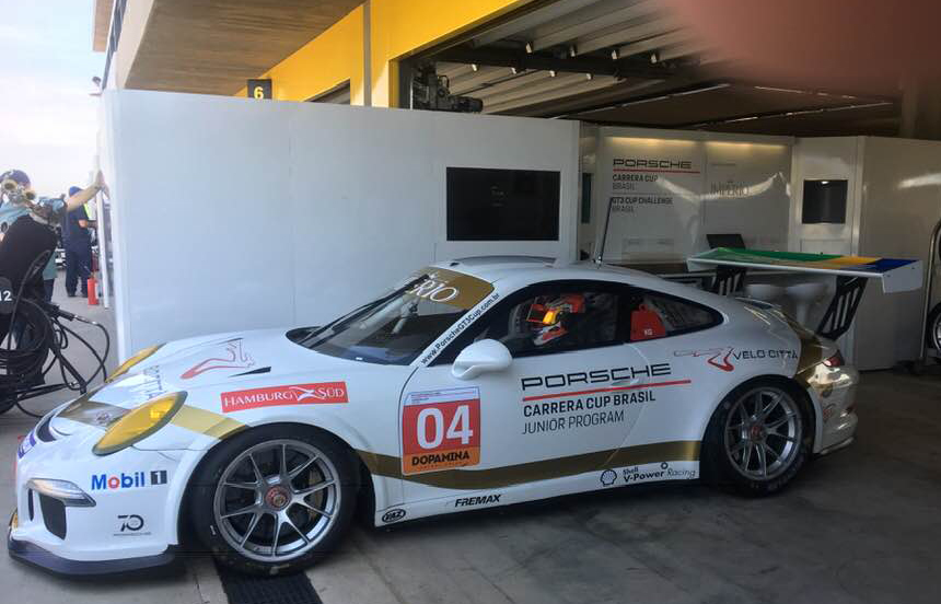 Photo of Porsche – Pedro Lopes comemora ótima participação no Porsche Junior Programa e projeta próxima temporada