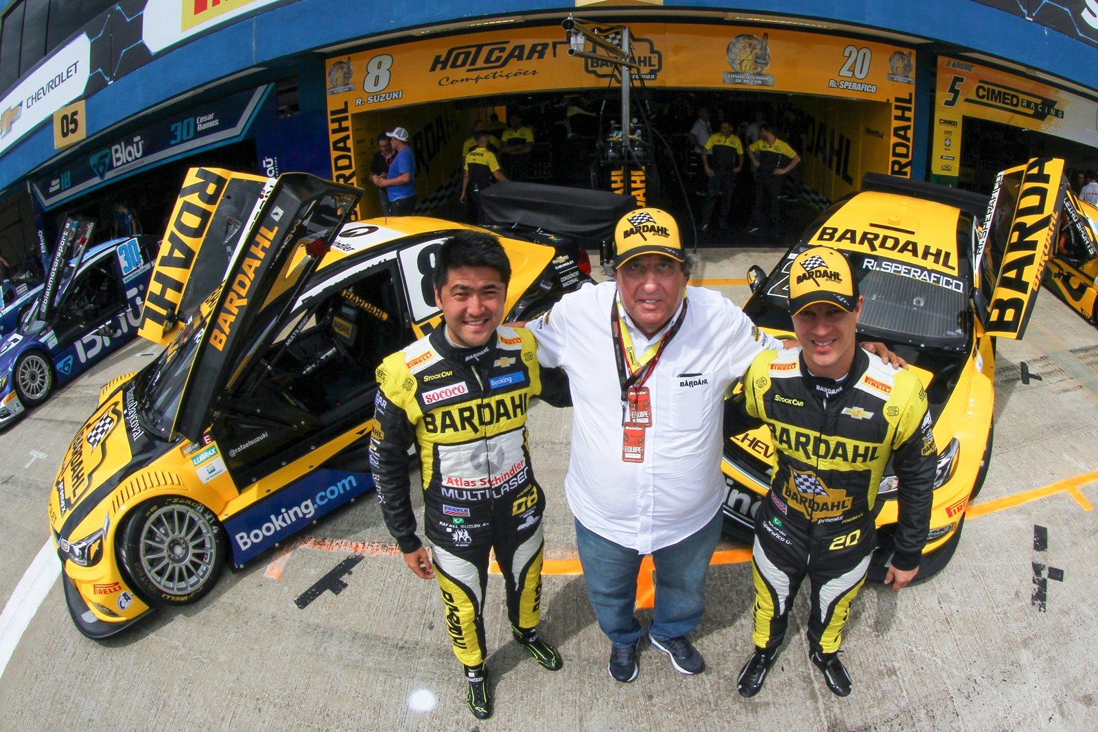 Photo of Stock Car – Suzuki larga em 12º em Goiânia em sua quinta passagem para o Q2 na temporada