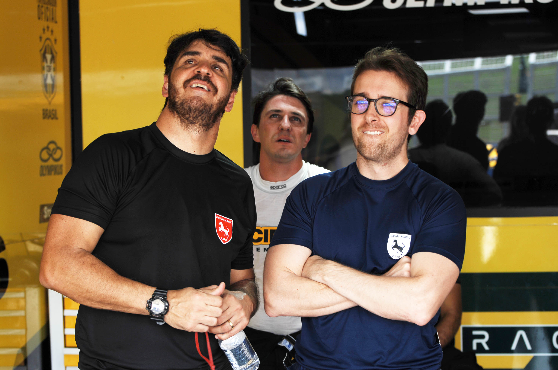 Photo of Stock Car – Felipe Lapenna abre a terceira fila com a Cavaleiro Sports