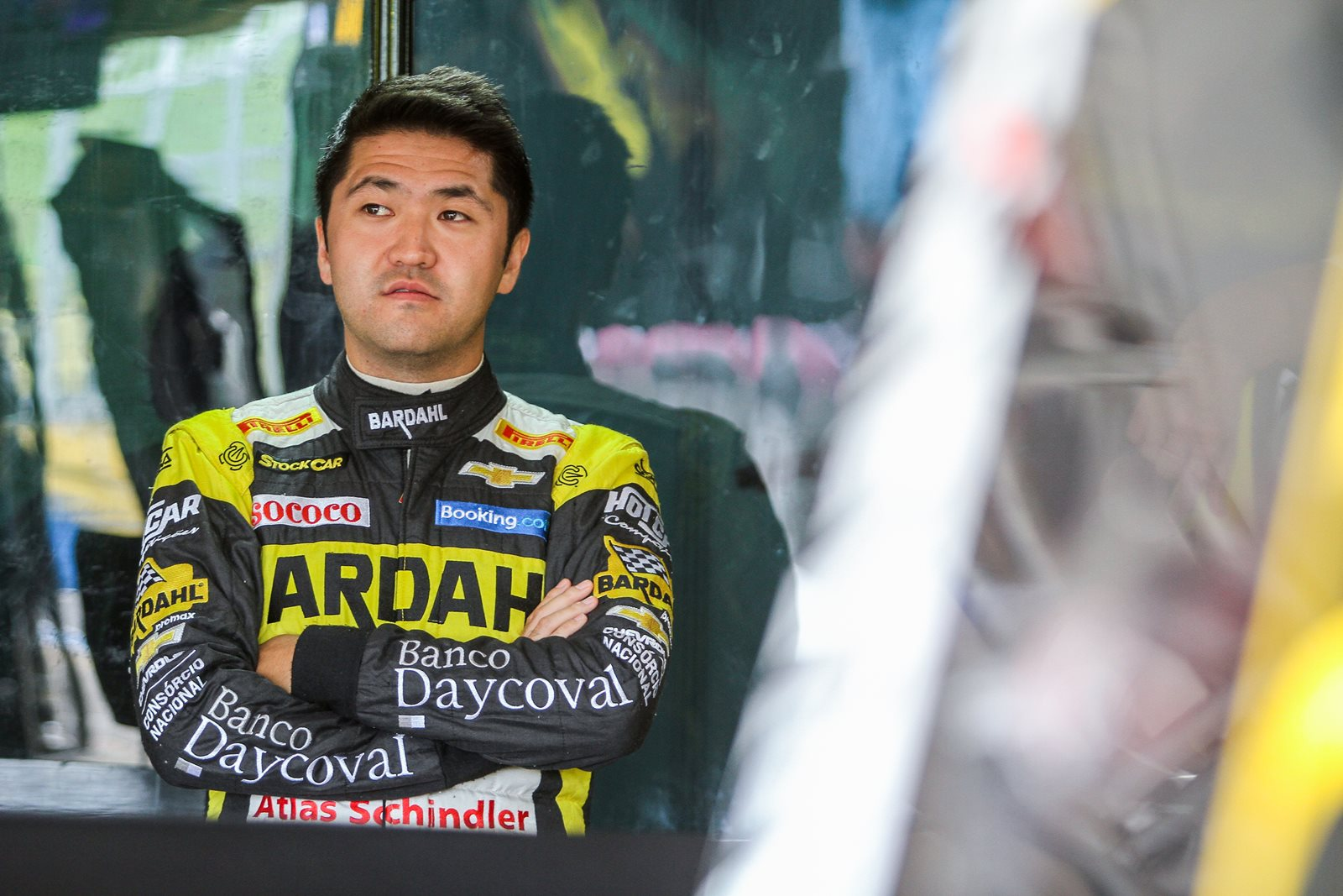 Photo of Stock Car – Rafael Suzuki marca pontos nas duas corridas em Goiânia
