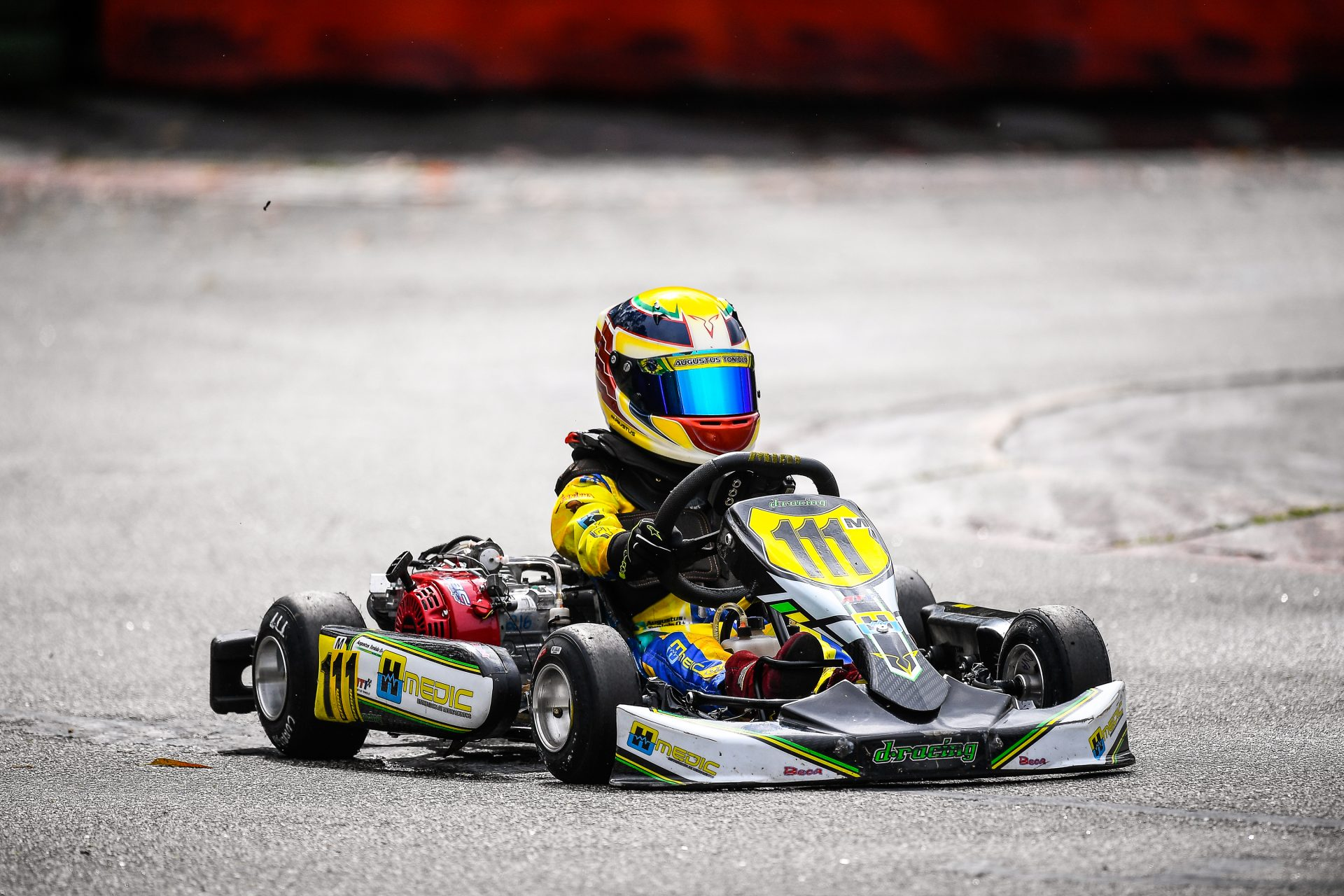 Photo of Kart – Revelação do kart em 2018, Augustus Toniolo é vice-campeão da etapa final do SPR no Beto Carrero