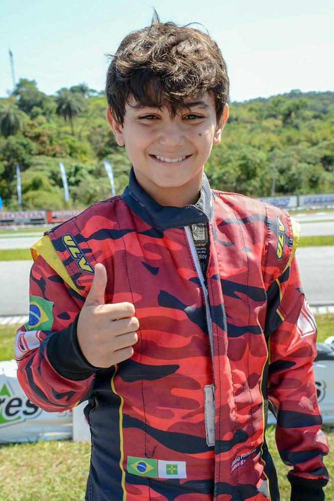 Photo of Kart – João Pinheiro Filho chegou ao sétimo título na temporada e concorrerá ao Capacete de Ouro