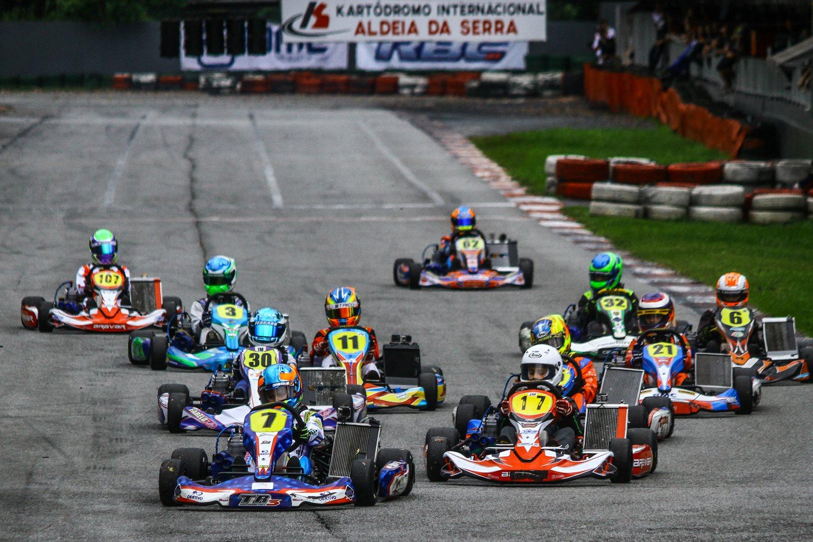 Photo of Kart – Em fim de semana de F1, Light realizou sua nona etapa