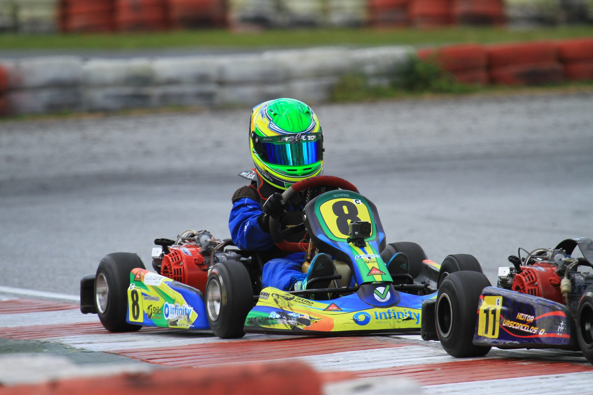 Photo of Kart – Leandro Almeida volta às disputas da Taça Minas de Kart