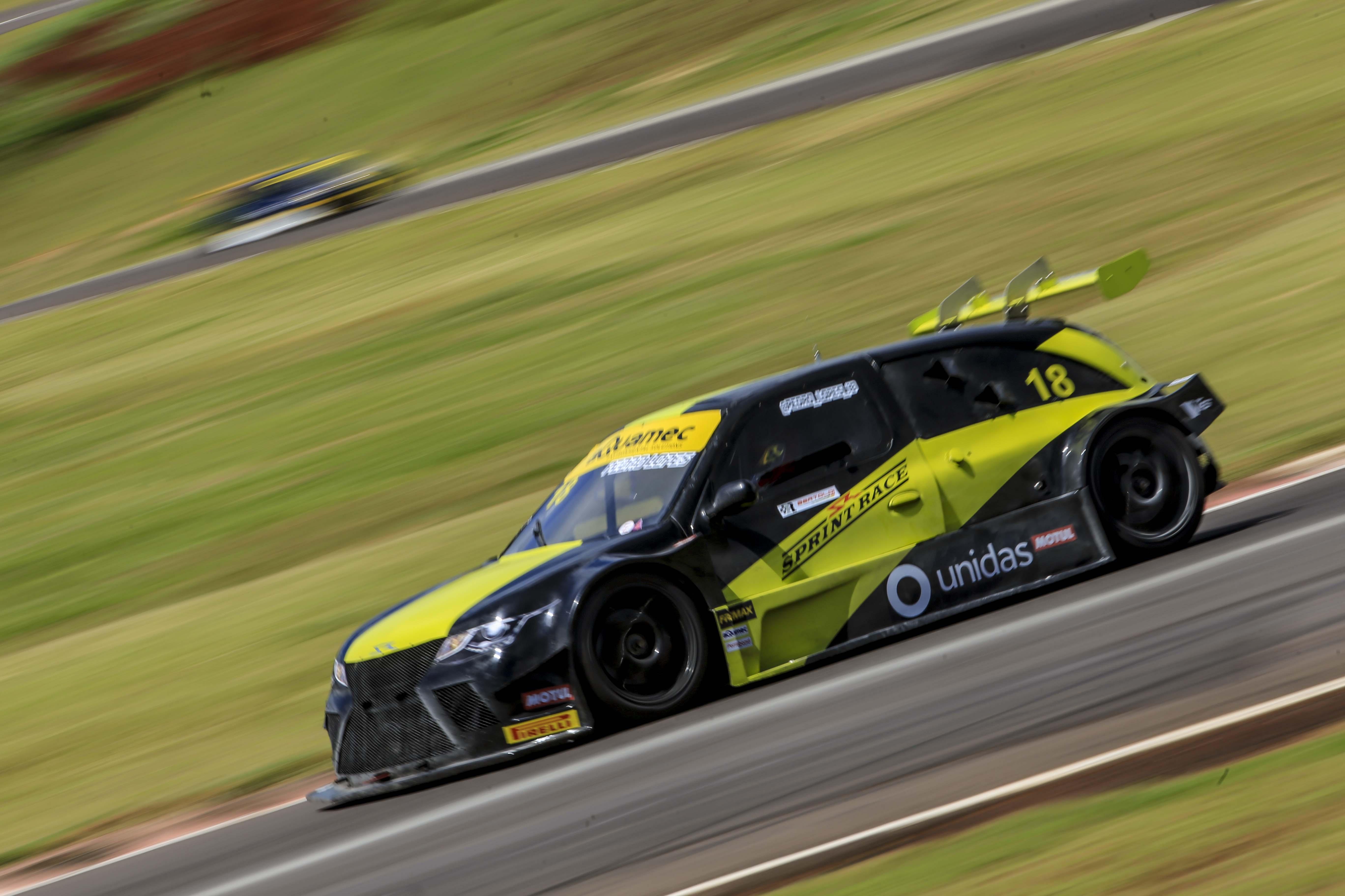 Photo of Sprint Race – Pedro Lopes estreou na Sprint Race com dois pódios e elogios de Thiago Marques em Cascavel