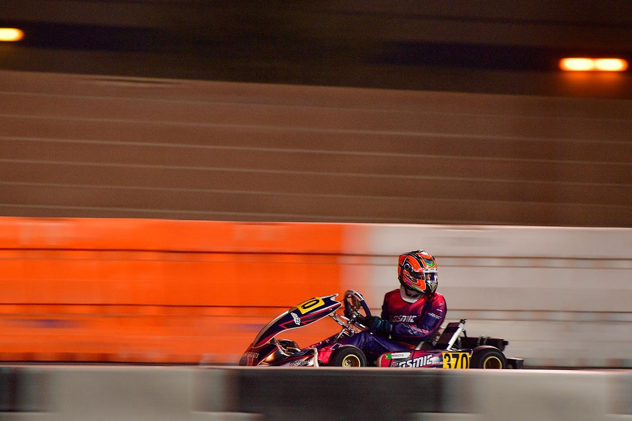 Photo of Kart – Guilherme Peixoto terminou o SKUSA no Top 10 e se prepara para mais um campeonato internacional