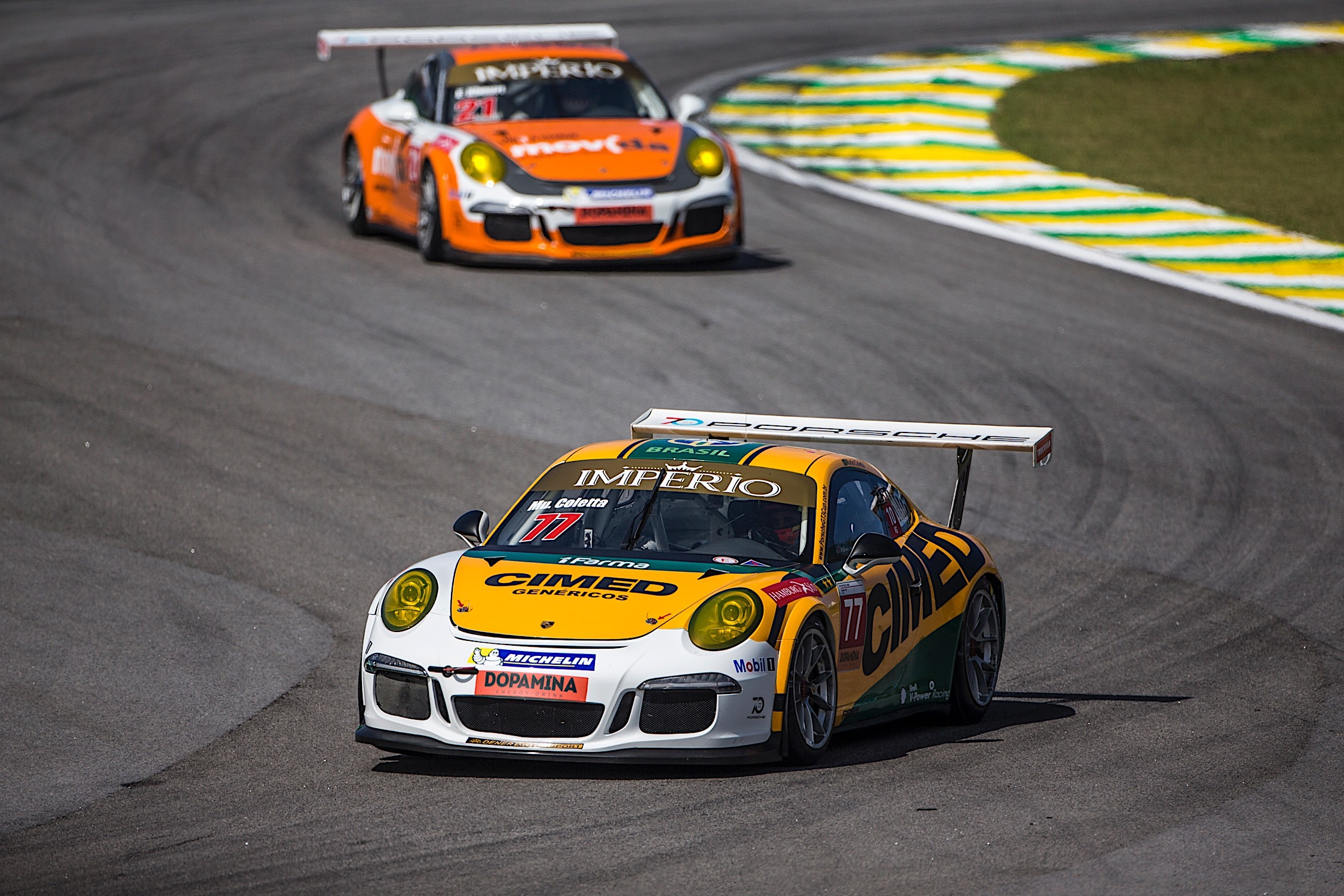 Photo of Porsche Endurance – Três campeões da Stock Car da Cimed Racing encaram desafio dos 500 Km de Interlagos da Porsche