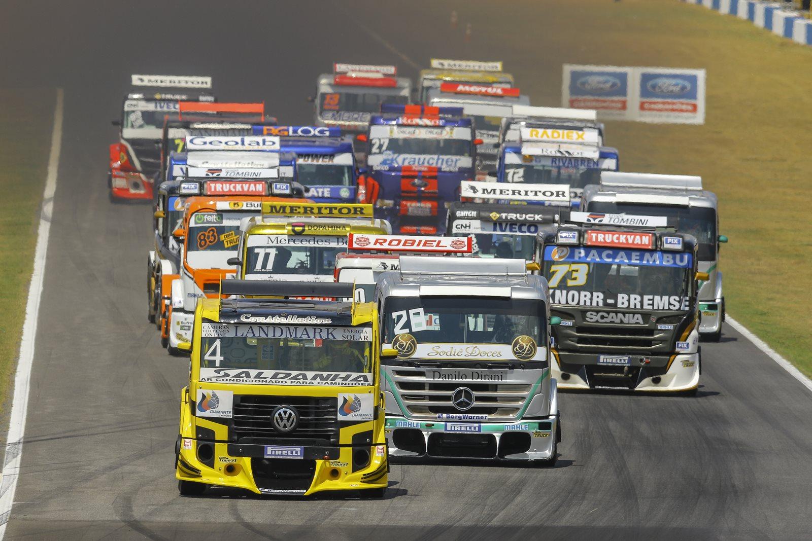 Photo of Truck – Atrações extra-pista são os destaques da programação em Curitiba