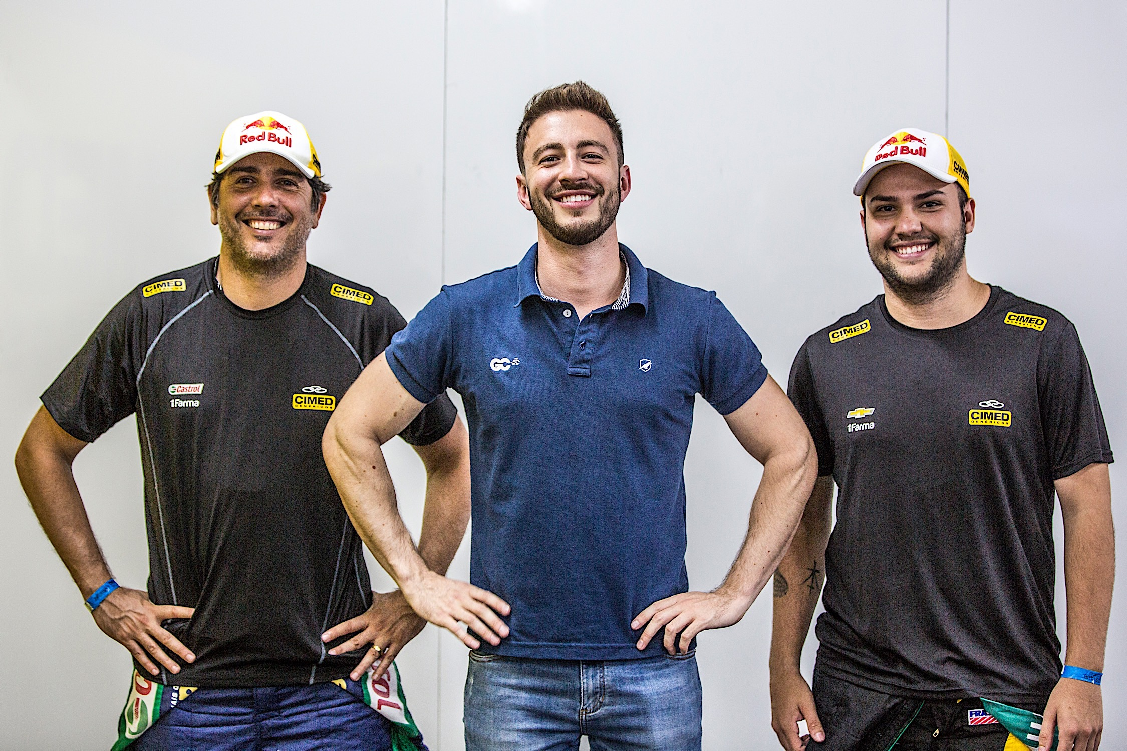 Photo of Stock Car – Gabriel Casagrande será companheiro de Cacá Bueno e Felipe Fraga na Stock Car em 2019