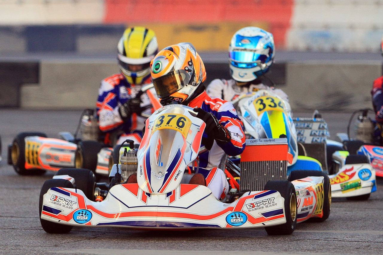 Photo of Kart – Matheus Morgatto levou Brasil ao pódio do SKUSA 2018