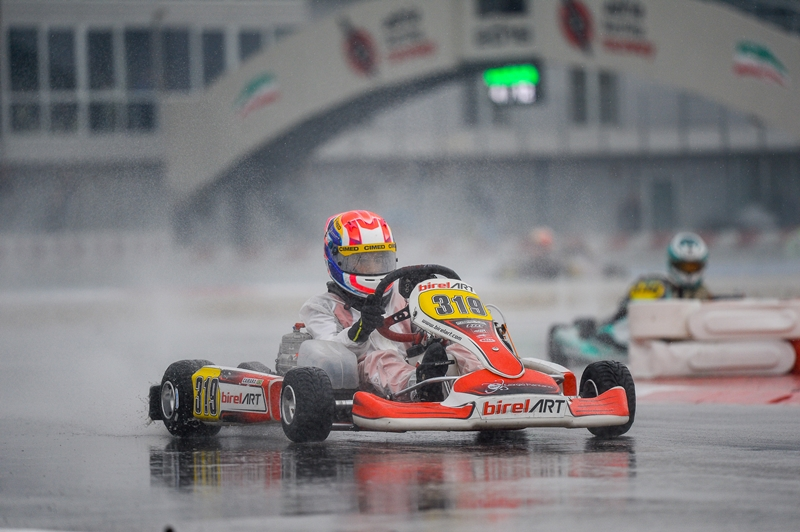 Photo of Kart – Rafael Câmara encerra temporada no WSK com top-10 em todas as corridas de Adria