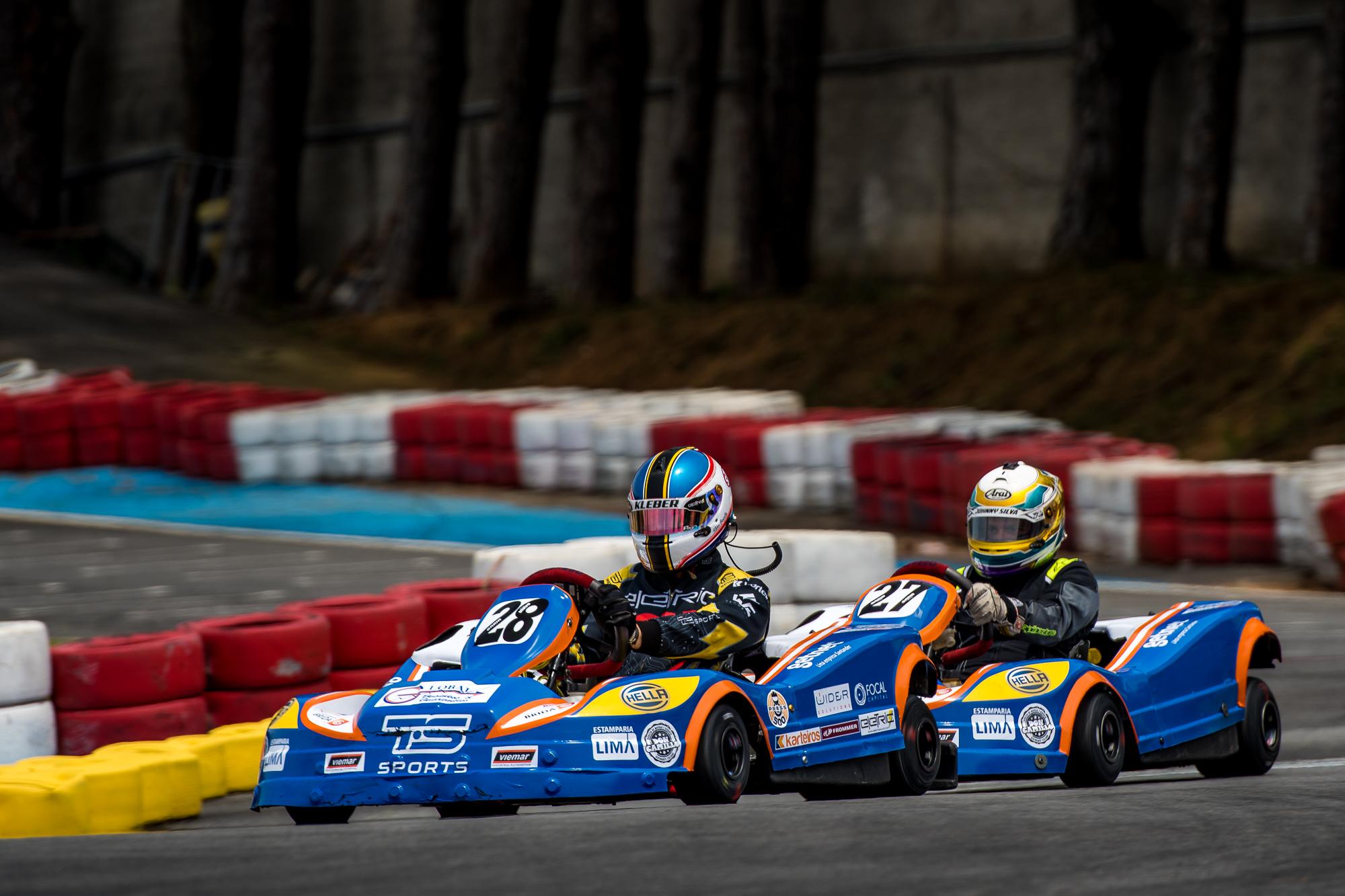 """Photo of Kart – Primeiro treino das 500 Milhas de Kart tem liderança de """"especialistas"""" da Karteiros Global Press"""
