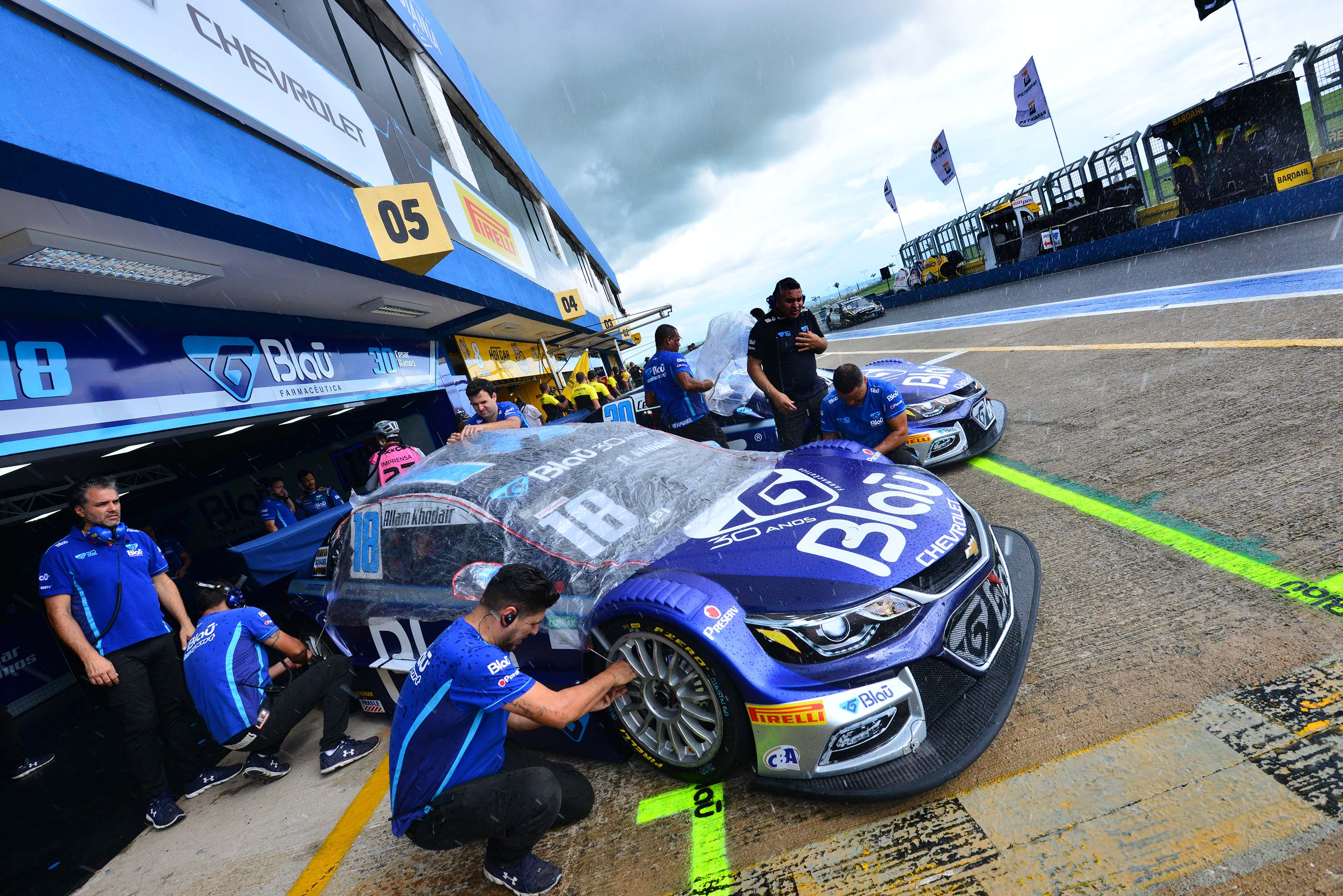Photo of Stock Car – Allam Khodair coloca a Blau Motorsport no Top10 do grid em Goiânia