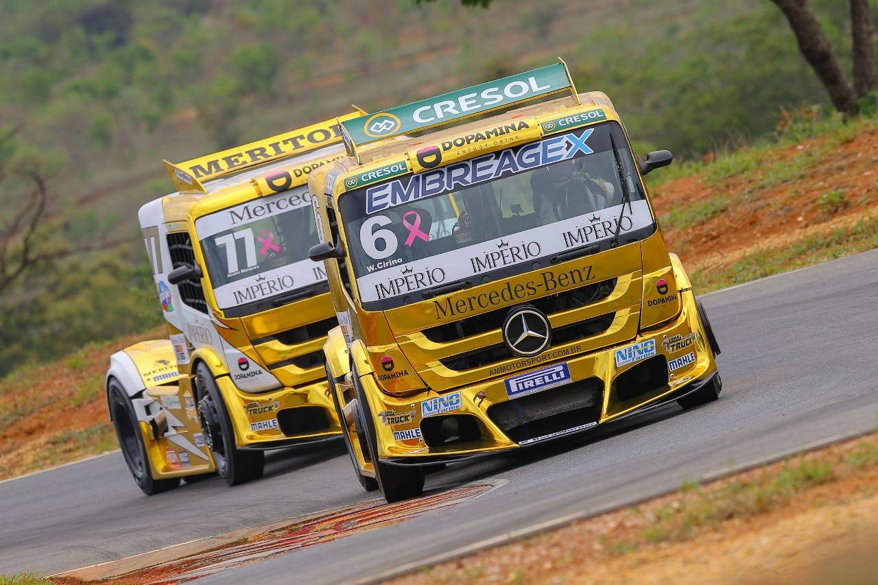 Photo of Truck – Caminhões podem bater recorde de velocidade em Curitiba com mudanças nos restritores