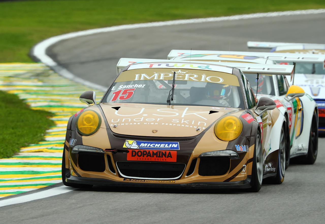 Photo of Porsche Cup – Leonardo Sanchez faz primeira prova na chuva ao estrear na Porsche Cup