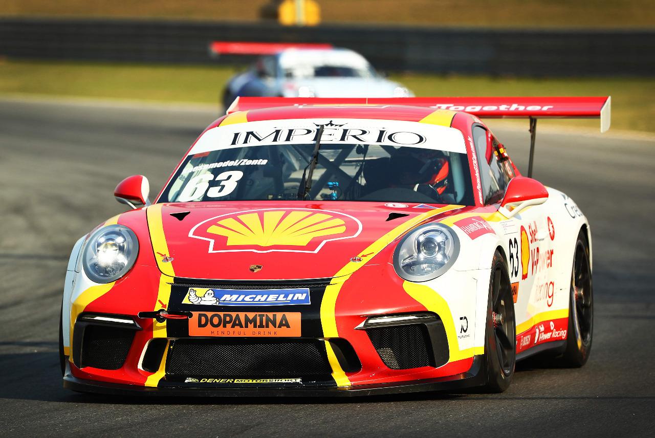 Photo of Porsche Endurance – Com Lico Kaesemodel e Ricardo Zonta, Academia Shell Racing encara mais uma decisão na Porsche Cup