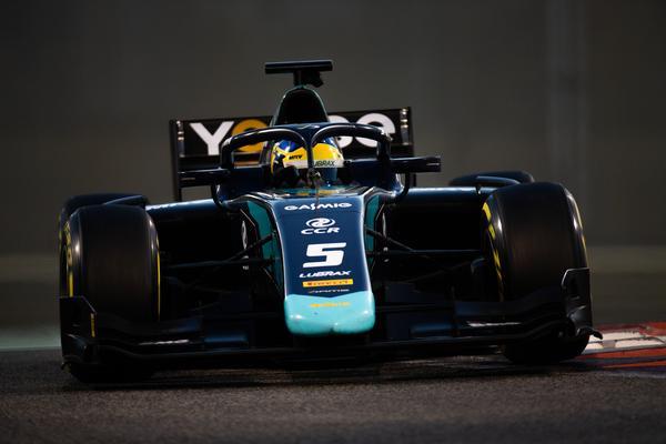Photo of F2 – Com nova equipe Sérgio Sette encerrou testes em Abu-Dhabi no Top5