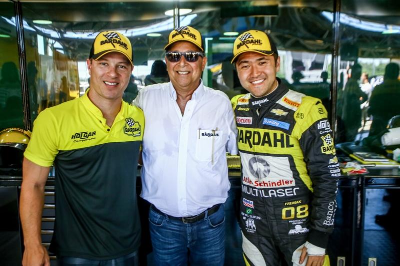 Photo of Stock Car – Rafael Suzuki e Ricardo Sperafico também farão homenagem a Roberto Galvão em Interlagos
