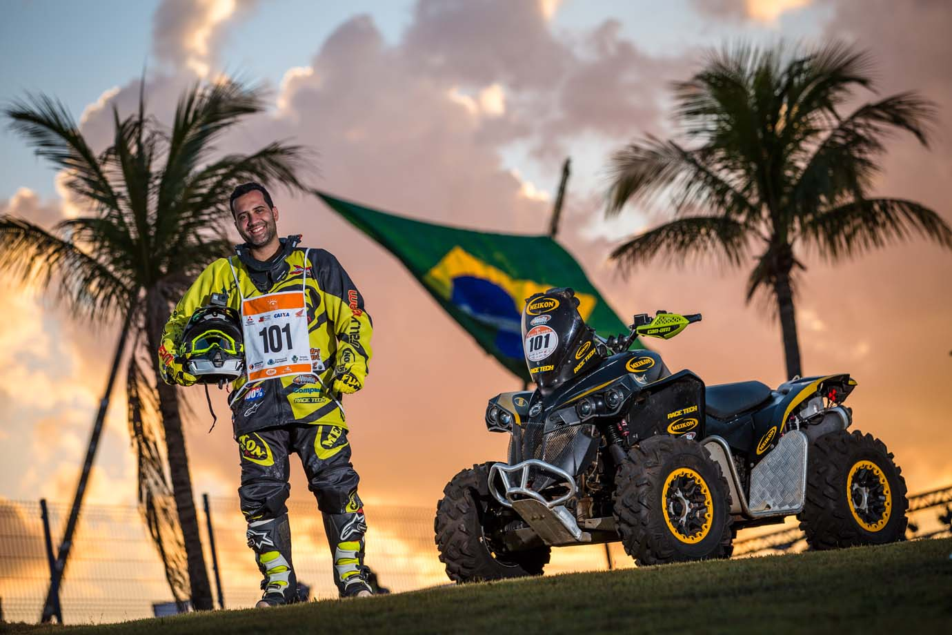 "Photo of Rally – Geison Belmont conquista o tri no Prêmio ""Guidão de Ouro"""