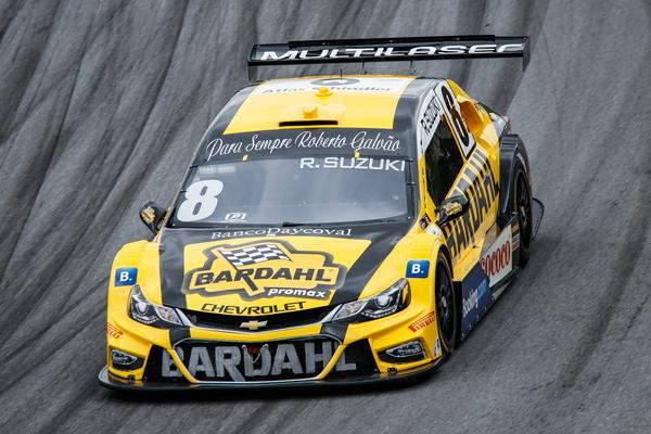 Photo of Stock Car – Rafael Suzuki fecha treinos livres entre os mais rápidos em Interlagos