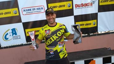 Photo of Rally – Geison Belmont sobe ao pódio no Rally dos Amigos e recebe troféu de Campeão Brasileiro
