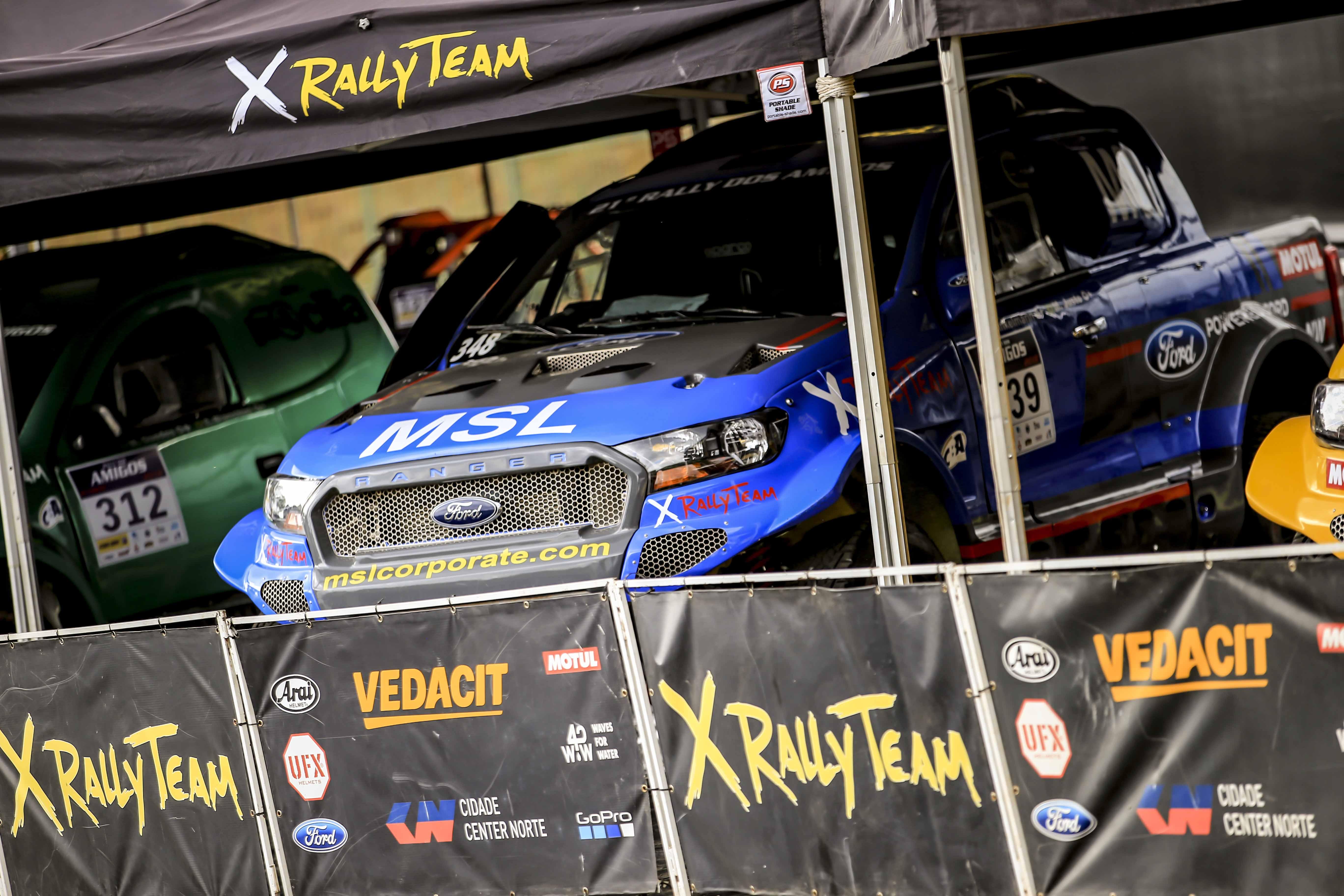 Photo of Rally – No Rally dos Amigos, Gunter Hinkelmann celebra o vice campeonato no Brasileiro Cross Country