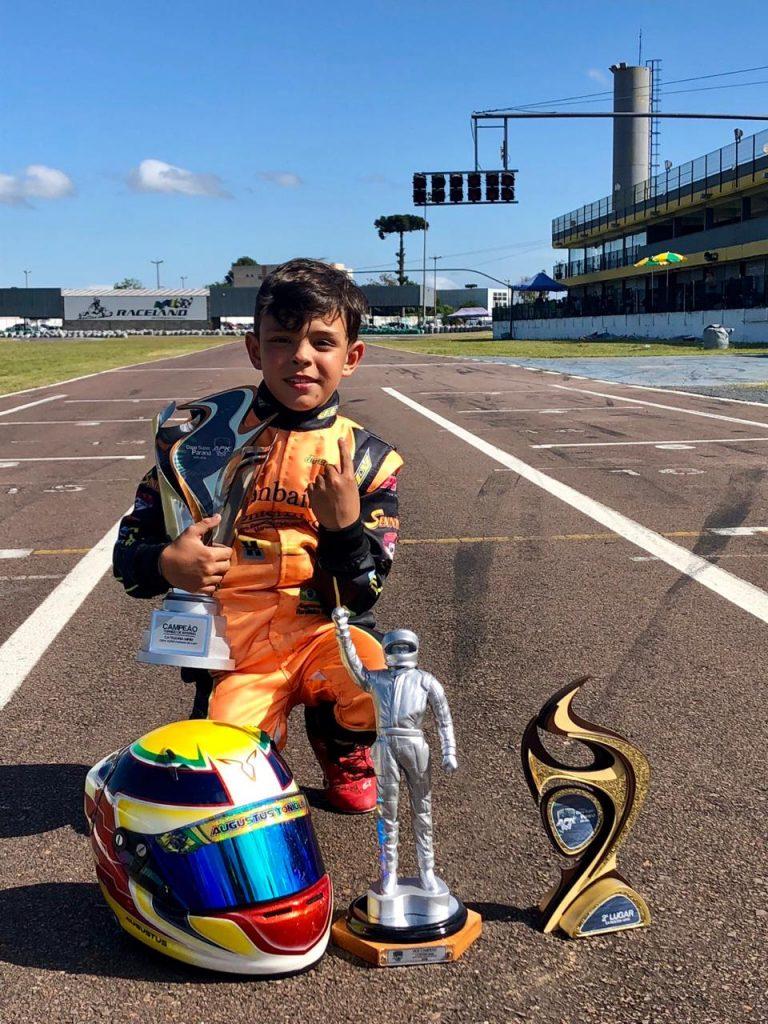 Kart Augustus Toniolo Conhece Stock Car A Convite De Thiago Camilo