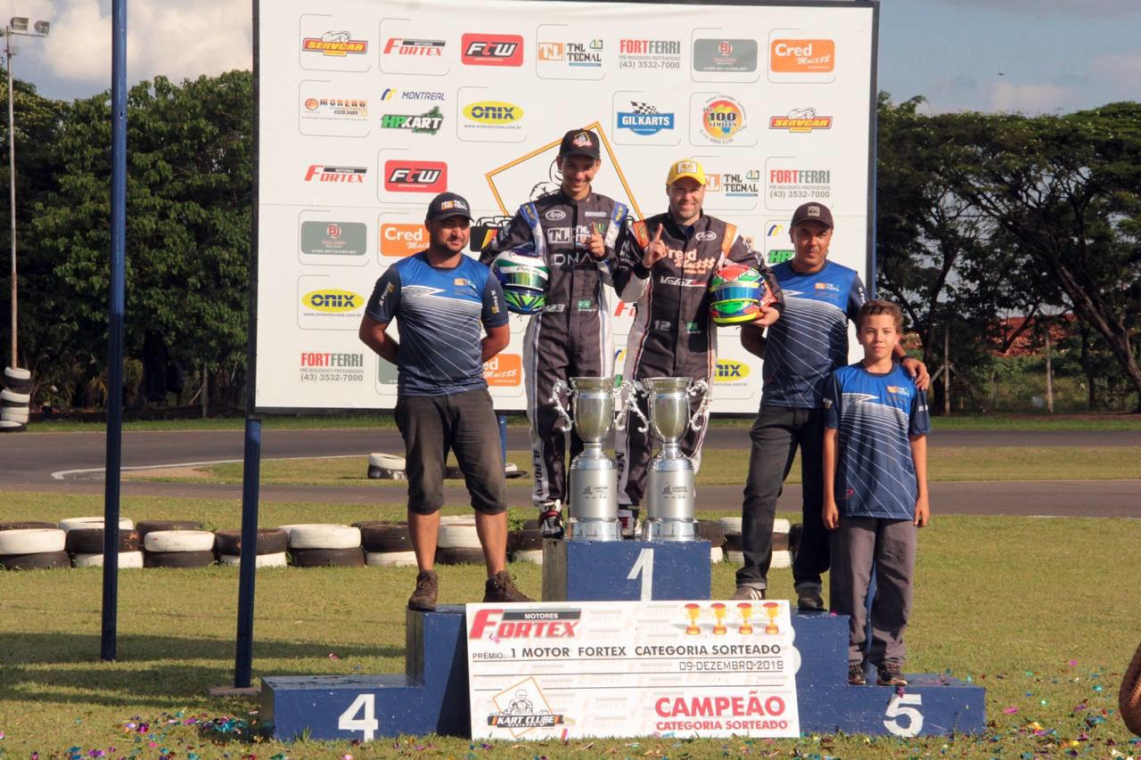 Photo of Kart – João Luís Pocay e Neto Carrijo encerram temporada conquistando mais dois títulos para a Elohim Kart