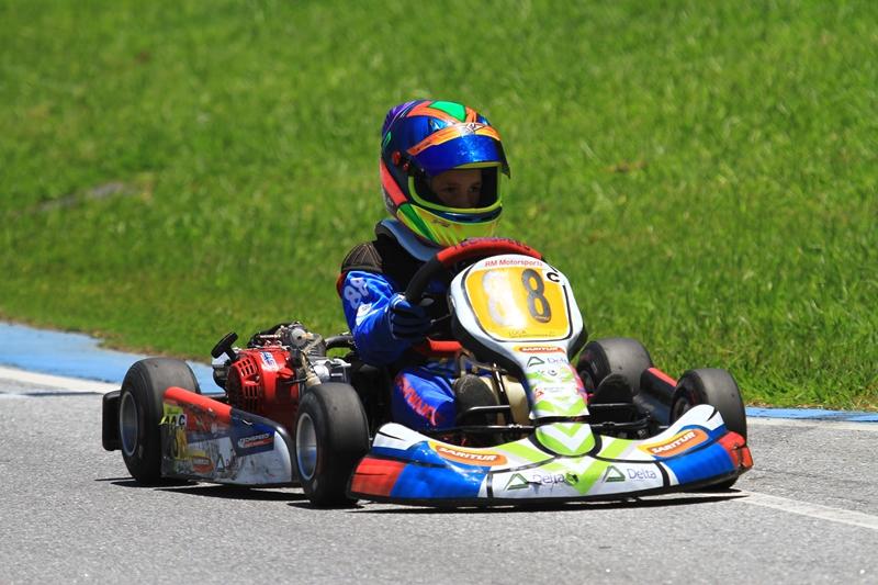 Photo of Kart – Luca Neuenschwander teve final difícil na Taça Minas de Kart