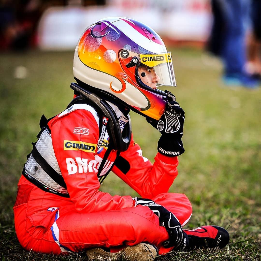 Photo of Kart – Júlia Ayoub conquista vaga na Europa para representar o Brasil no Mundial de Kart em 2019
