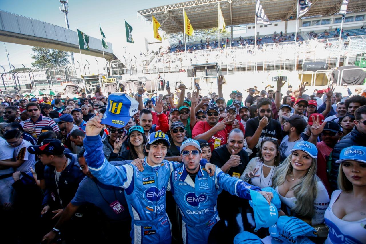 Photo of Stock Light- Temporada foi positiva para Myasava e Leonardo Sanchez