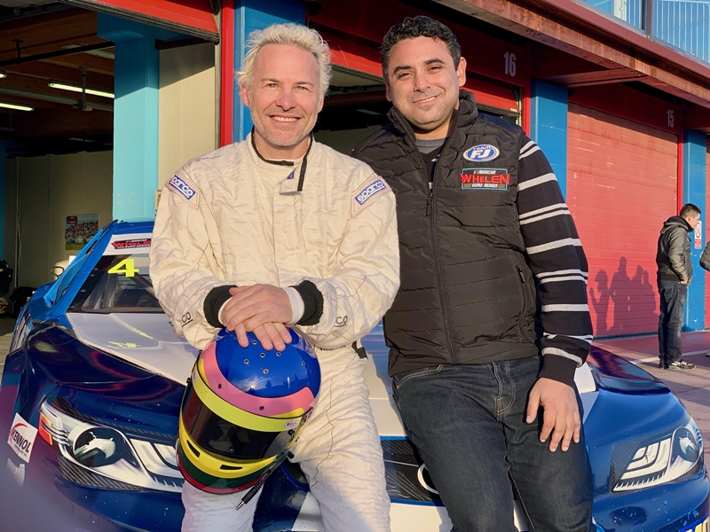 Photo of Euro Nascar – Ex F1 Jacques Villeneuve fara temporada de  2019 na NASCAR Whelen Euro Series