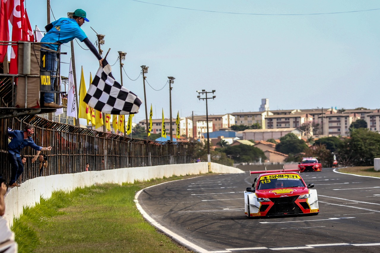 Photo of Sprint Race – Academia Shell Racing busca mais um título na despedida da temporada 2018, com Diego Ramos