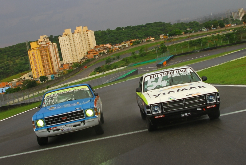 Photo of Old Stock – Pedro Pimenta garante pole position da Old Stock Race em Interlagos
