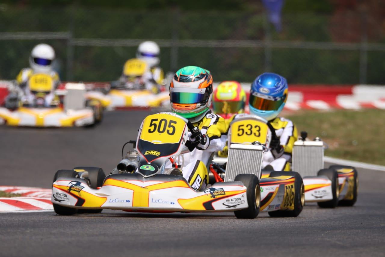 Photo of Kart – Campeão brasileiro de kart, Ricardo Gracia será piloto oficial da Parolin na Europa